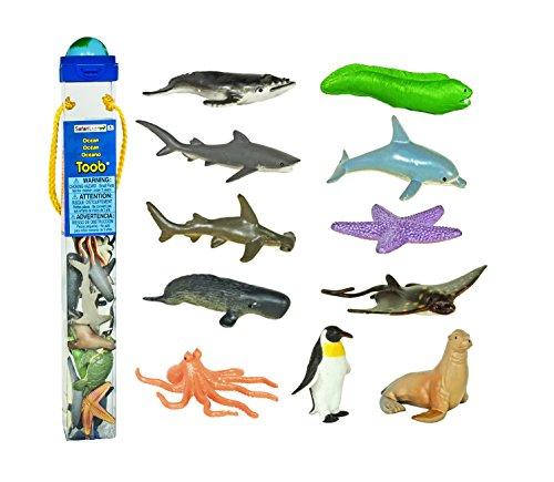 Safari Ltd Ocean TOOB Comes With 12