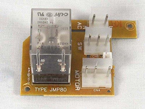 Kenwood tarjeta PCB relé Extractor Pure Juice Pro jmp80 jmp800 ...