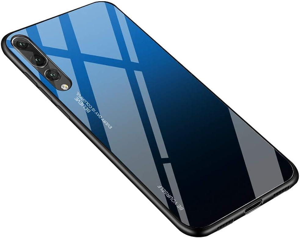 Alsoar - Funda ultradelgada para Huawei P20 Pro - Funda protectora ...