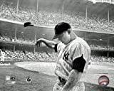Mickey Mantle New York Yankees MLB Action Photo 8x10 #57