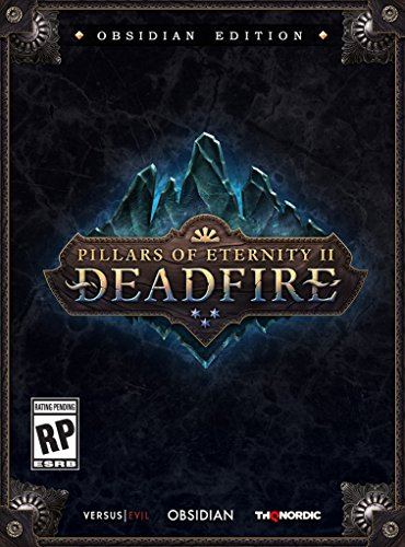 Pillars of Eternity II - Deadfire - Obsidian Edition - PC Obsidian Edition