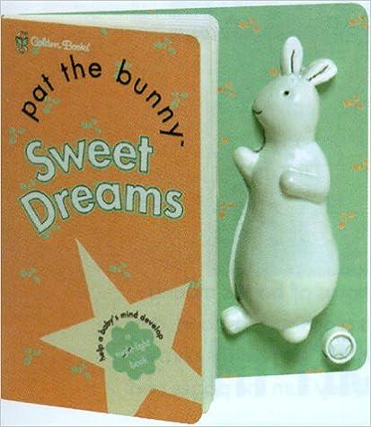 Sweet Dreams Pat the Bunny Night Light
