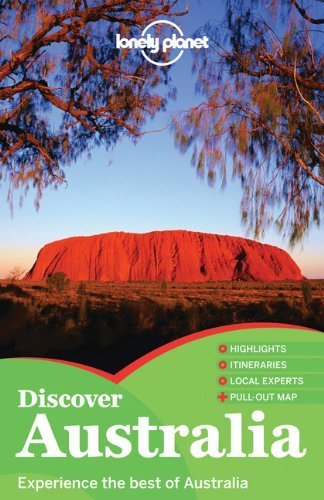 Discover Australia (Lonely Planet Country Guides) (Travel Guide) by Lonely Planet ( 2012 ) Paperback