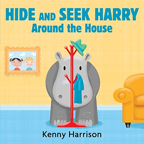 Hide and Seek Harry Around the House (Old Hide House)