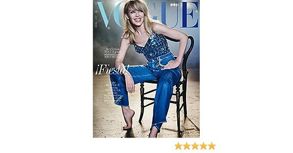 Vogue España - Julio 2018, Número 364: Amazon.es: Vv.Aa, Vv ...