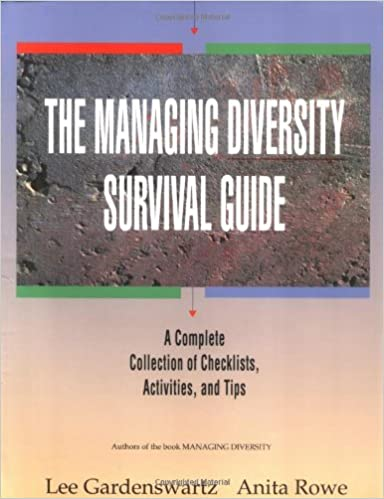 The Managing Diversity Survival Guide: A Complete Collection Of Checklist Activities And Tips Descargar ebooks PDF