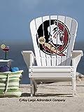 25 Year Adirondack Chair - Florida State Seminoles Engraving