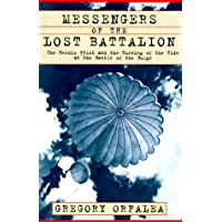 Image for Messengers Of The Lost Battalion