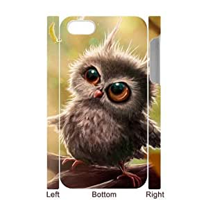 C-Y-F- Cute Animals 2 Phone 3D Case For Iphone 4/4s [Pattern-1]