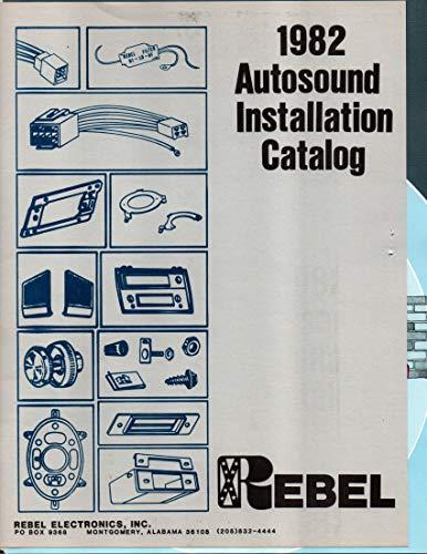 REBEL 1982 Auto Sound Installation ()