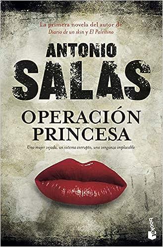 Operación Princesa (Crimen y Misterio): Amazon.es: Salas ...