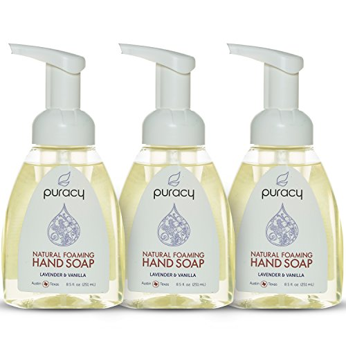 All Natural Foaming Hand Soap - 1