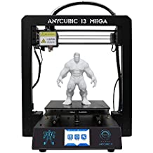 "Anycubic Upgraded Full Metal I3 Mega 3D PRINTER with Ultra Base Heated and 3.5"" Touch Screen"