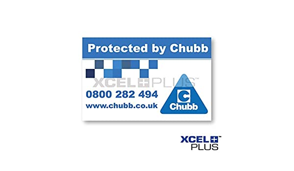 Chubb antirrobo alarma