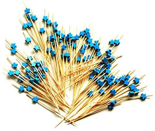 ReaLegend Cocktail Sticks Frilled Toothpick product image