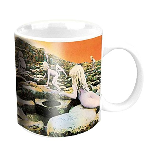 Led Zeppelin Houses of The Holy new official Boxed Mug by Led Zeppelin