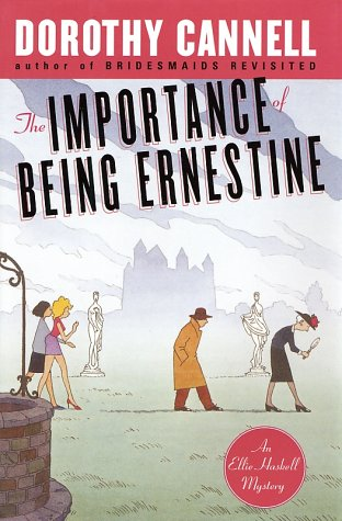 The Importance of Being Ernestine: An Ellie Haskell Mystery (Best Editor For Haskell)