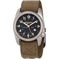 Bertucci Men's 12700 A-2T Original Classics Durable Titanium Field Watch