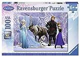 Disney Frozen Ravensburger Puzzle XXL 100 Pieces thumbnail