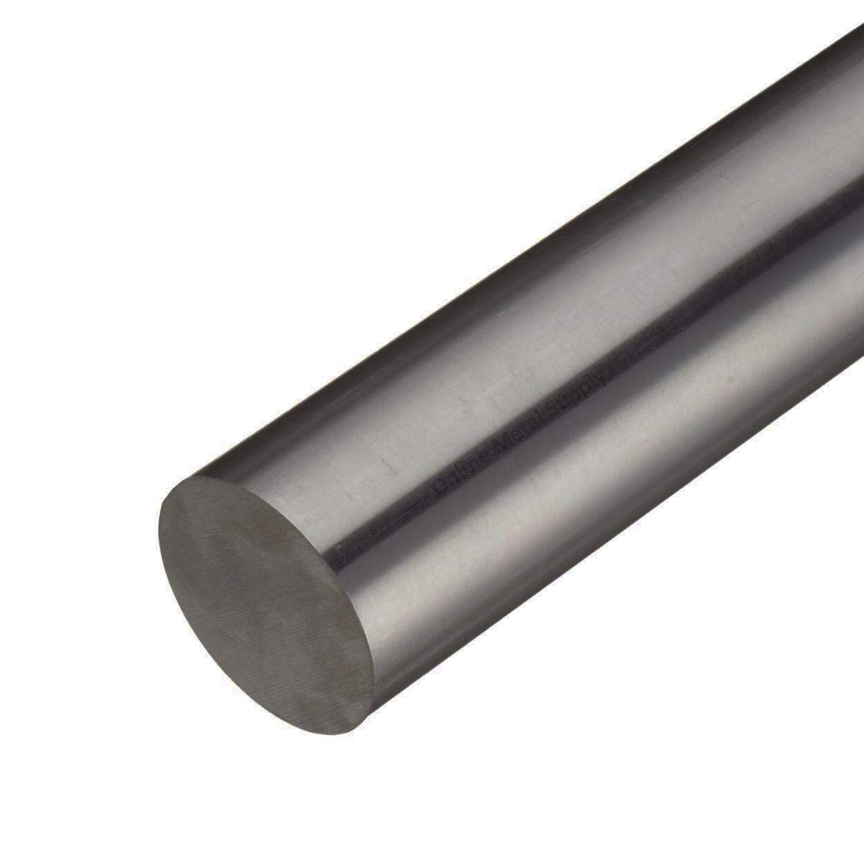 Online Metal Supply Commerically Pure Molybdenum Round Rod, 1.000 (1 inch) x 11 inches by Online Metal Supply
