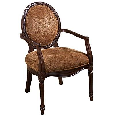 Somerset Dark Oak Arm Chair