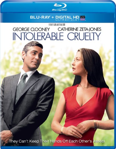 Intolerable Cruelty (Blu-ray + Digital HD with UltraViolet)