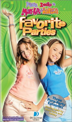 Amazon.com: You're Invited to Mary-Kate & Ashley's Favorite ...