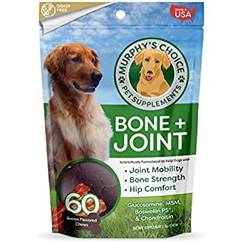 Amazon Com Murphy S Choice Bone Joint Dog Chews