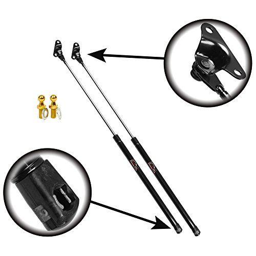 Qty (2) Mitsubishi Eclipse & Eagle Talon 1990 1991 1992 1993 1994 Rear Hatch Lift Supports Sturts, Springs Shocks