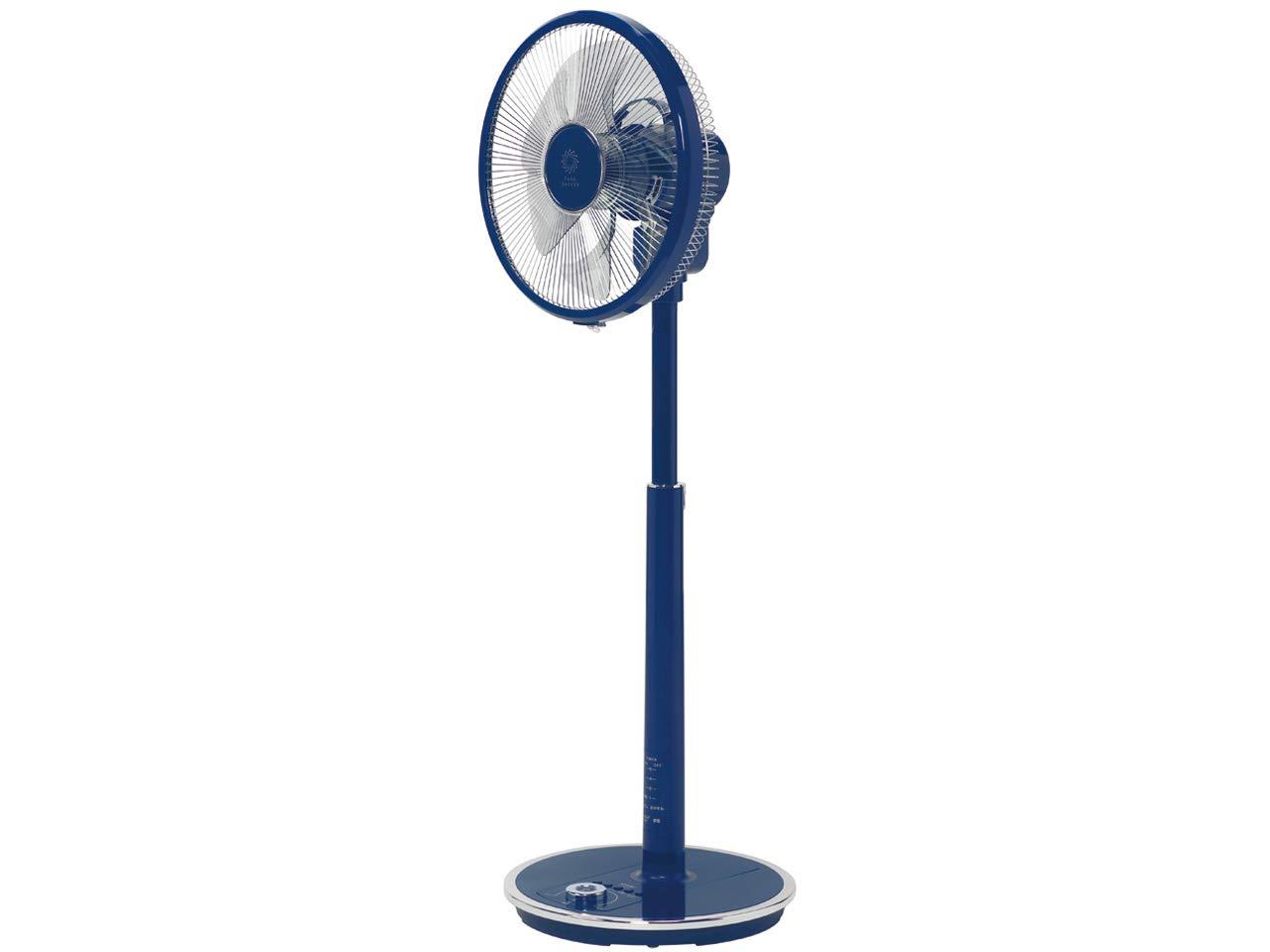 愛用 トヨトミ トヨトミ ハイポジション扇風機 FS-D30JHR(A) DCモーター DCモーター ブルー FS-D30JHR(A) ブルー B07N8VW3M4, newRYORK(ニューリョーク):b5ecc50f --- yelica.com