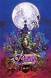 The Legend of Zelda Majora's Mask Maxi poster, bois, Multicolore