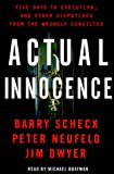 img - for Actual Innocence book / textbook / text book