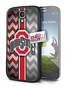 Ohio State Buckeyes Chevron Print Cell Phone Hard Protection Case for Samsung Galaxy S5