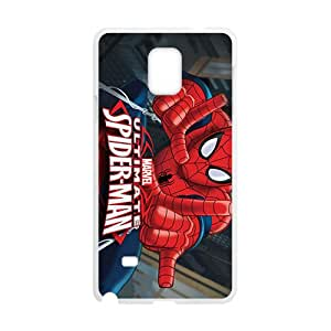 Spider Man Bestselling Hot Seller High Quality Case Cove Hard Case For Samsung Galaxy Note4