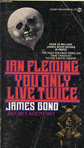 You Only Live Twice (James Bond): Amazon.es: FLEMING IAN: Libros