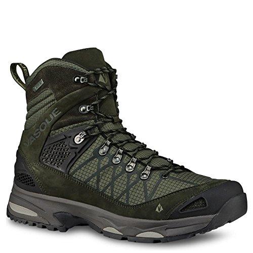 Vasque Backpacking Mid Boots GTX Men's Saga Waterproof Olive Beluga Dusty rx6qrpw