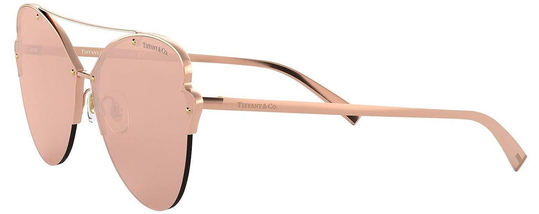 87356f93c50a Amazon.com: Tiffany & Co. TF 3063 Paper Flowers Gradient Sunglasses for  Women 6105E0: Clothing