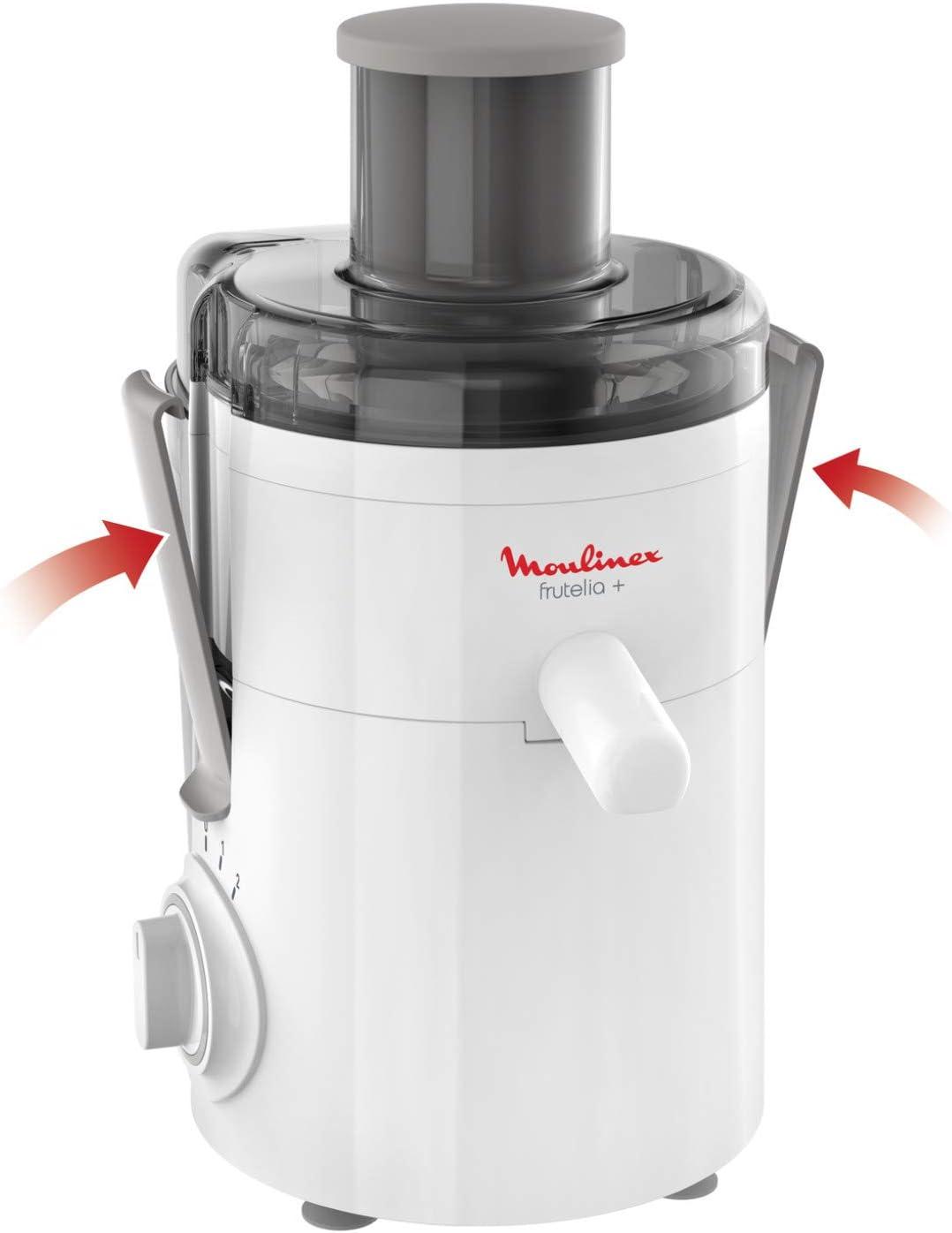 Moulinex Frutelia + Centrifugador, 350 W, 0,95 litros, plástico ...