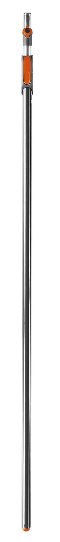 Manico telescopico GARDENA combisystem 160-290 cm: Manico di prolunga per tutti gli attrezzi combisystem, lunghezza regolabile individualmente (3720-20)