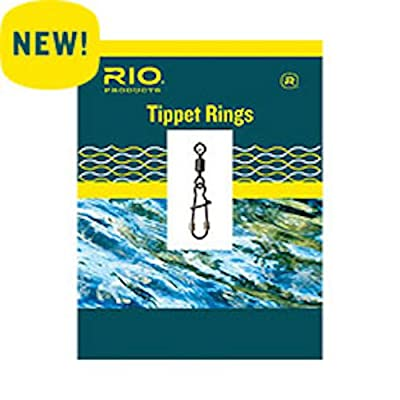 RIO Trout Lightweight Tippet Rings For Leaders Fly Fishing Line 10-Pack