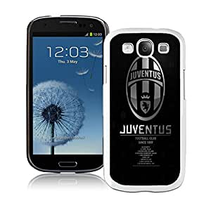 juventus logo White For Samsung Galaxy S3 i9300 Case Genuine and Cool Design