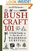 best seller today Bushcraft 101: A Field Guide to the...