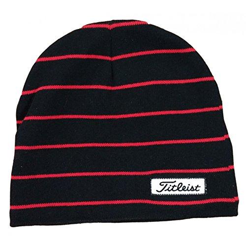 Titleist-Striped-Golf-Beanie
