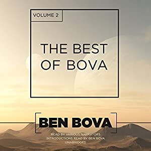 The Best of Bova, Vol. 2 Audiobook