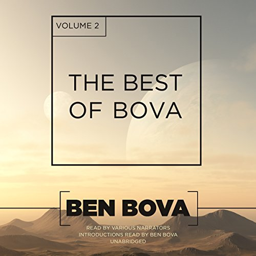 Bargain Audio Book - The Best of Bova  Vol  2