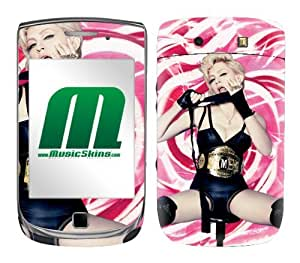 MusicSkins, MS-MD20199, Madonna - Hard Candy, BlackBerry Torch (9800), Skin