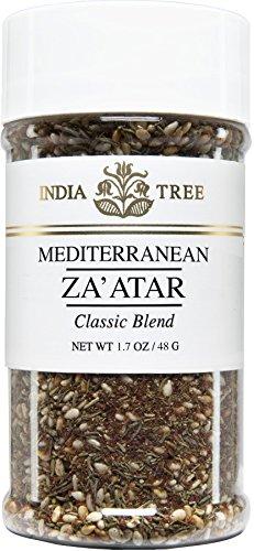 India Tree Mediterranean, Za'atar Jar, 1.7 Ounce