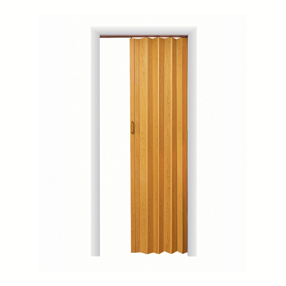 LTL Home Products EX4896K Express One Interior Accordion Folding Door, 48 x 96 Inches, Oak by LTL Home Products