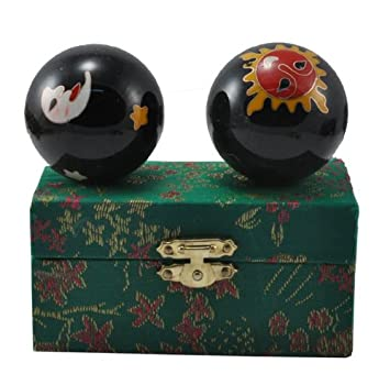 Amazon.com: Sol y Luna Chi bolas: Health & Personal Care