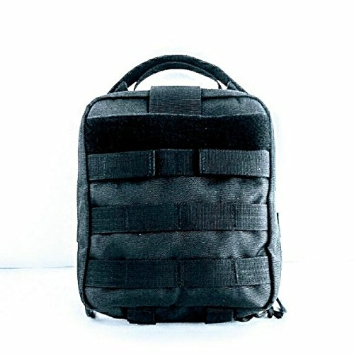 Utility Kit Bag - Survival Kit Utility Kit Best EDC Bag Pack ACW Macgyver Ultimate Ultimate Fully Loaded Black